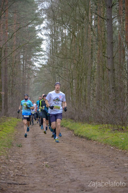 W sobotę, 15 lutego, w Puszczy Bydgoskiej odbył się Cross Jarka z okazji jubileuszu 40-lecia aktywności biegowej Jarosława Willmy (twórcy Crossu Jarka).