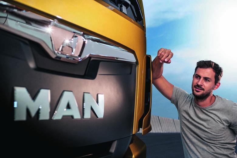 Praca dla 100 osób w Niepołomicach. Producent samochodów ciężarowych MAN Trucks rekrutuje