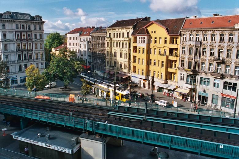 Berlin, miasto outsiderów z artystycznym zacięciem