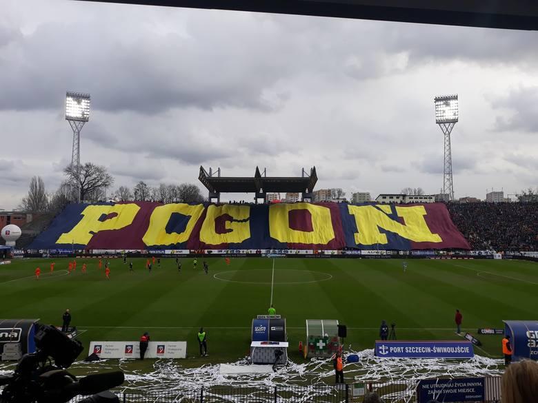 Pogoń Szczecin - Zagłębie Lubin 0:3