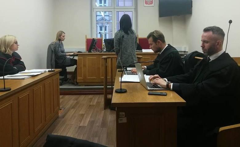 Proces toczy się przed poznańskim sądem rejonowym