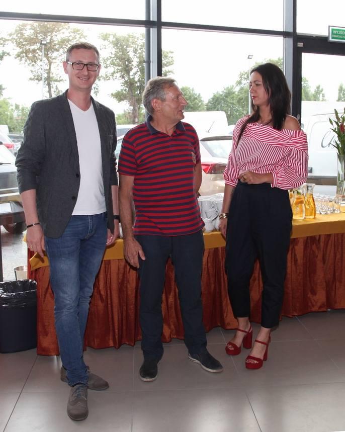 Bydgoskie VIP-y oglądały nowy model Seata Ibizy [zdjęcia]
