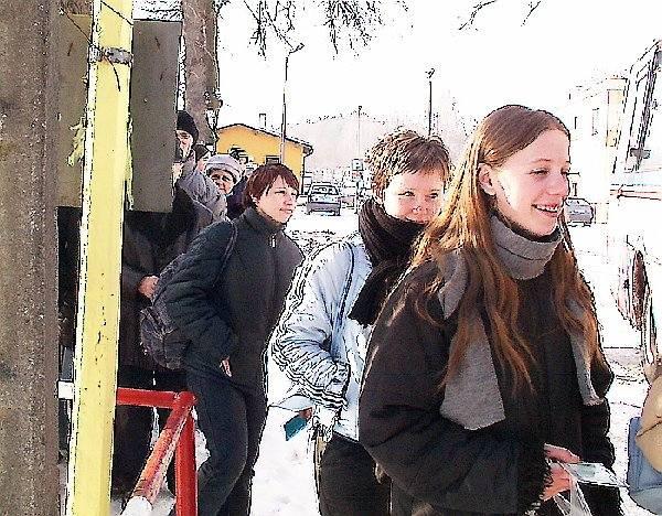 Na kogo zagłosują pasażerki z Nowego Miasta  Lubawskiego?