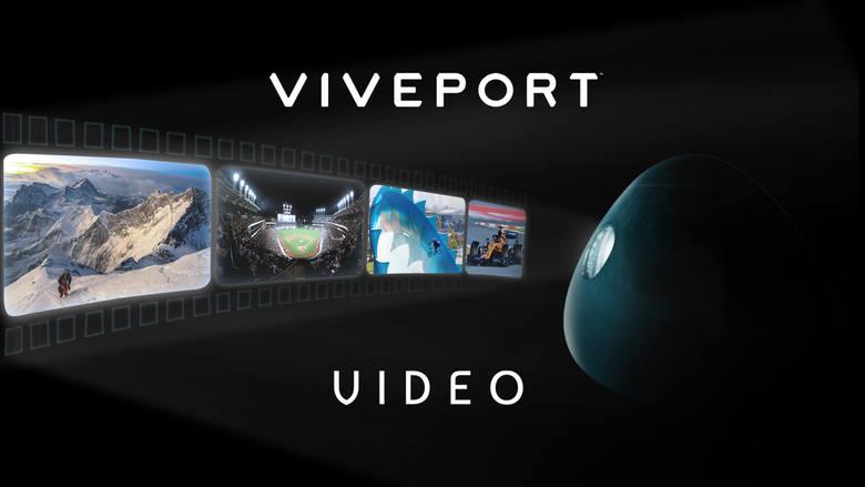 Wirtualna rzeczywistość: nowa wersja Viveport Video oraz promocje dla użytkowników Viveport Infinity