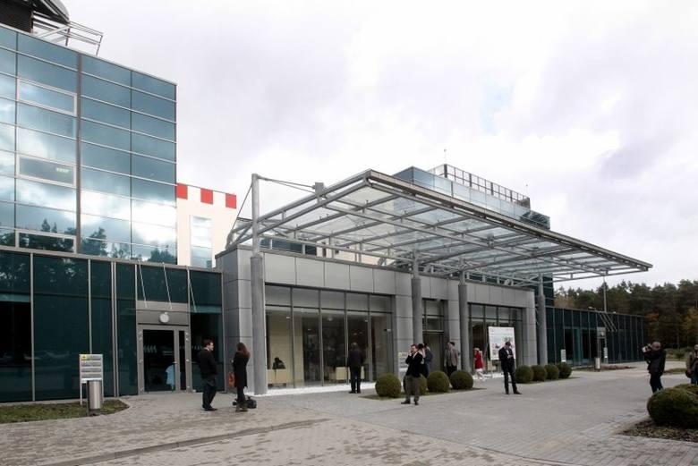 Nowe skrzydło w szpitalu w Zdunowie