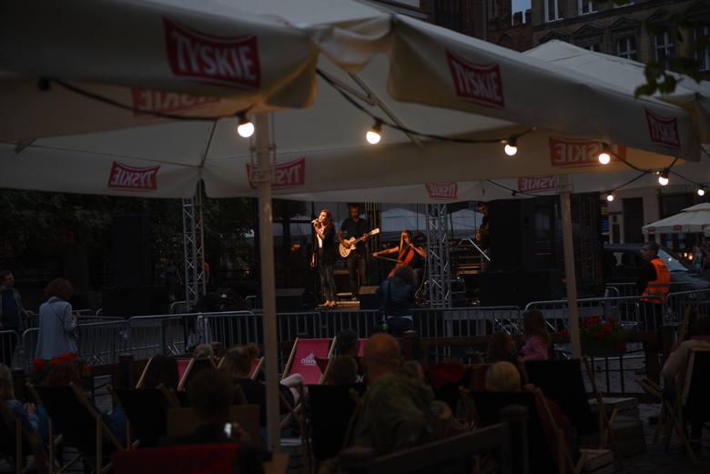 Zespół Blackberry Hill wystąpił w piątek w Toruniu.