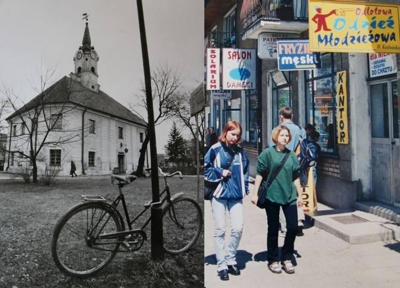 Zaglądamy do naszego archiwum i przypominamy jak wyglądały miasta regionu 20-30 lat temu.