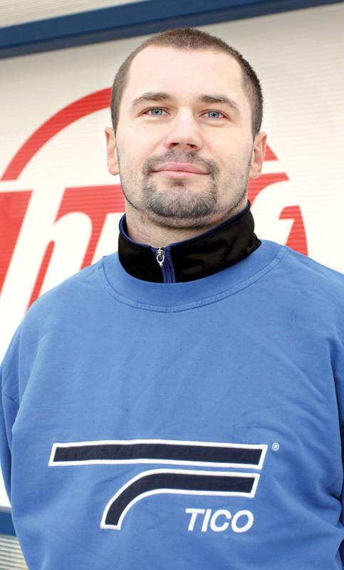 Tomasz Szmuc: Wyjdę na boisko tylko w ostateczności