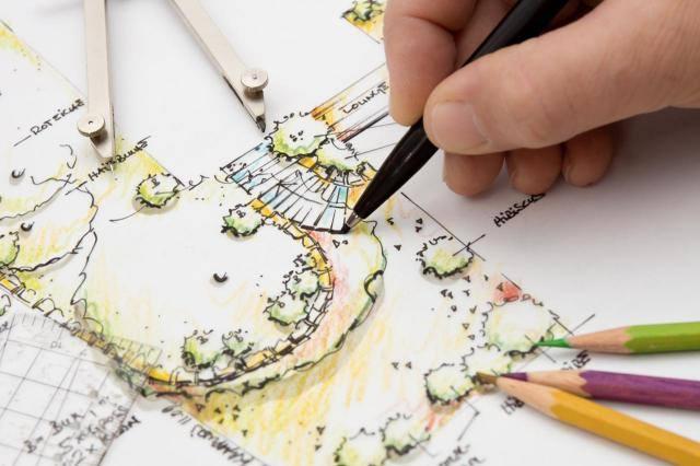 Z dobrze przygotowanym projektem stworzysz ogród swoich marzeń.