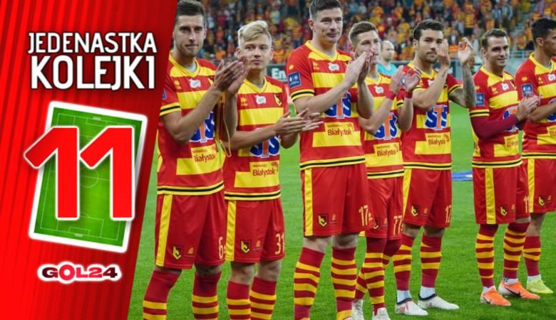 PKO Ekstraklasa. W 6. kolejce nie narzekaliśmy na nudę. Pięć bramek padło w Białymstoku, tyle samo też w Łodzi i Bełchatowie... Dobrze oglądało się jeszcze