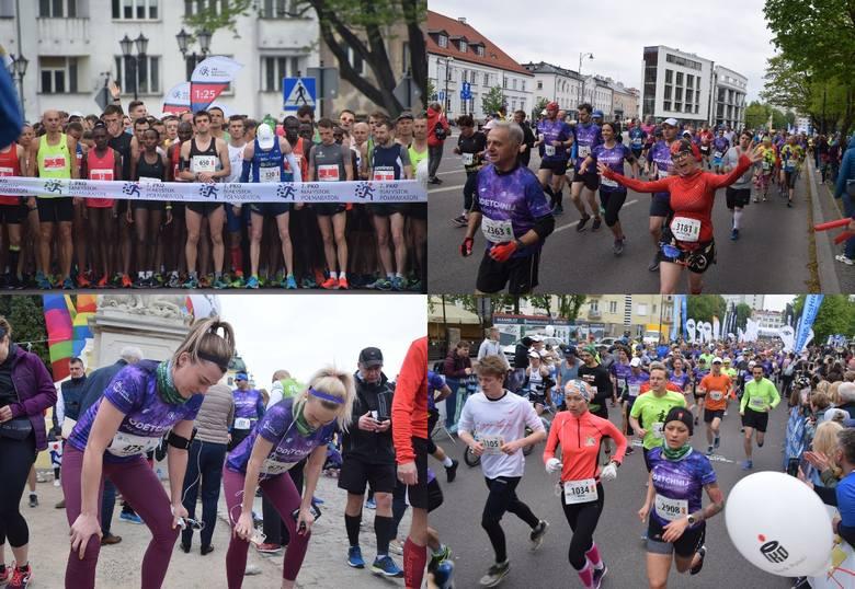 Za nami siódma już edycja PKO Białystok Półmaraton. W tym roku na starcie stanęło ponad 3290 zawodników z całego świata. Zobacz zdjęcia, może znajdziesz