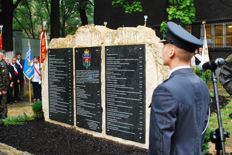 W sobotę, 17 września, miała miejsce uroczystość odsłonięcia pomnika ofiar Kaźni Profesorów Lwowskich. Zainaugurowano ją mszą św., celebrowaną pod przewodnictwem