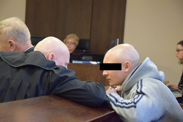 Sprawcy morderstwa w Rębielicach Królewskich trafili przed sąd