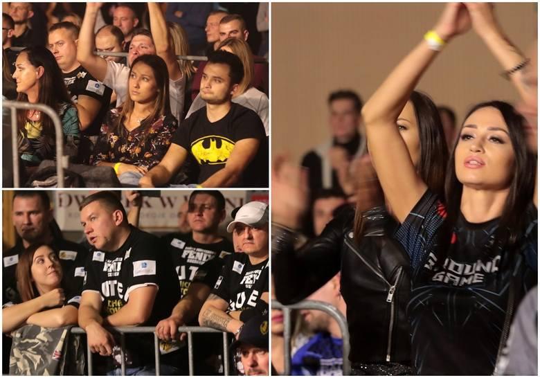 Kibice podczas gali MMA w Pyrzycach - Gladiator Arena [ZDJĘCIA]