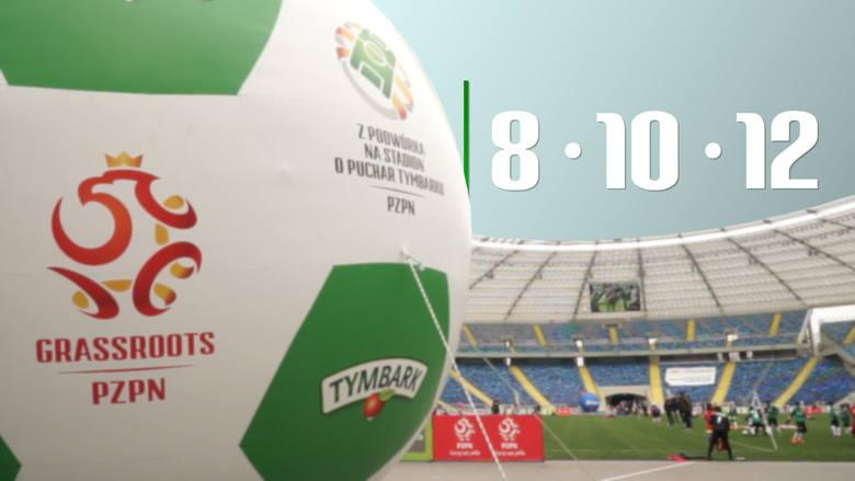 "8, 10, 12 - ""Z Podwórka na Stadion o Puchar Tymbarku"" | ODCINEK 1"