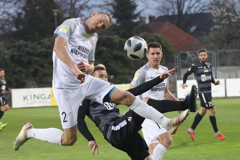Puszcza Niepołomice - GKS Katowice