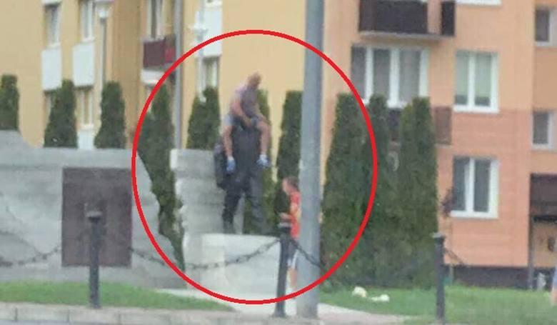 Czy 45-letni rzeszowianin znieważył pomnik ofiar katastrofy smoleńskiej w Kraśniku? O tym zdecyduje sąd.