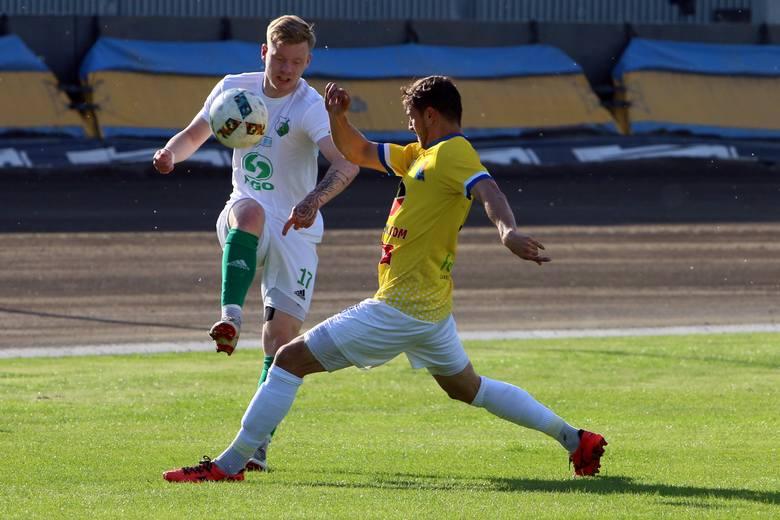 Regionalny Puchar Polski. Motor Lublin - Chełmianka Chełm 0:4. Zobacz zdjęcia