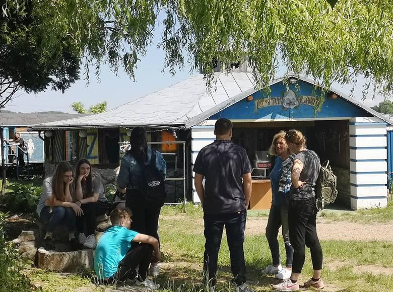 """Niemieccy uczniowie ze szkoły Realschule z Hachenburga odwiedzili kolegów z Zespołu Szkół Społecznych Fundacji Edukacji """"Fabryczna 10"""""""