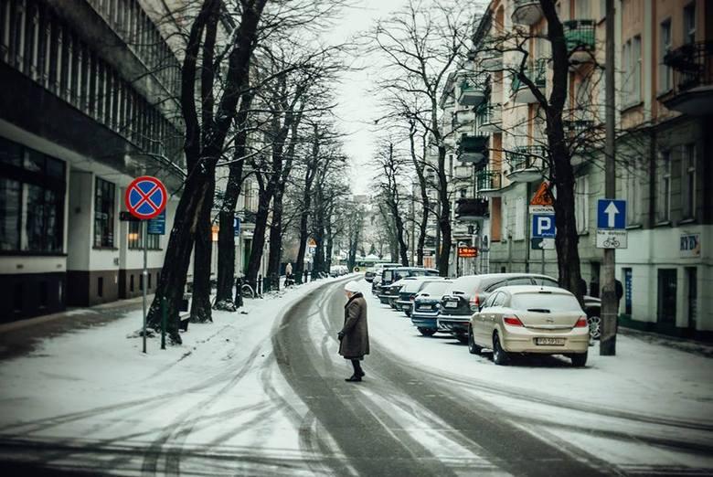 Amerykanin fotografuje Poznań. I to jak fotografuje!