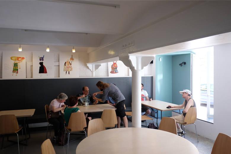 Dobrą Kawiarnię otworzą przy placu Cyryla Ratajskiego?