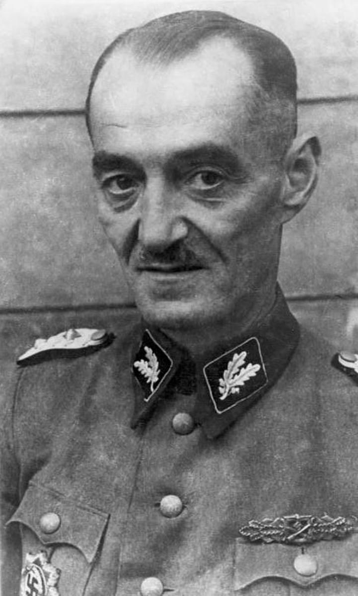 dr. Oskar Dirlewanger