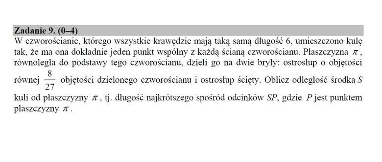 05.05.2017 gdanskiii liceum ogolnoksztalcace ( topolowka ) matura 2017 z matematykifot. przemyslaw swiderski / polska press / dziennik baltycki