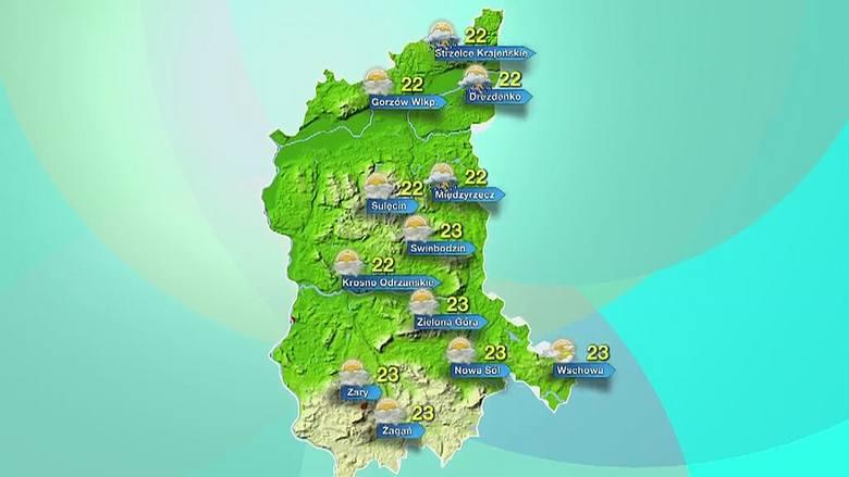 Lubuskie. Prognoza pogody na wtorek 5 kwietnia [WIDEO]