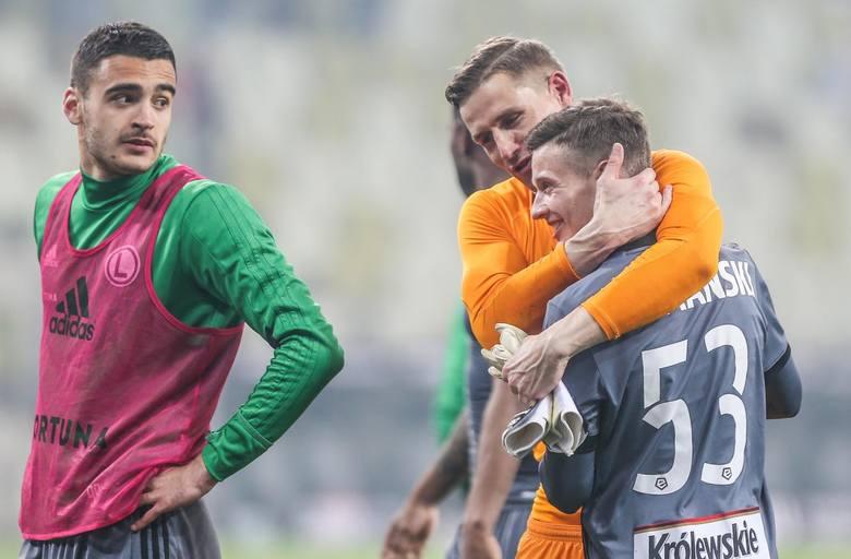 Sebastian Szymański spisał się na medal w meczu Lechia - Legia