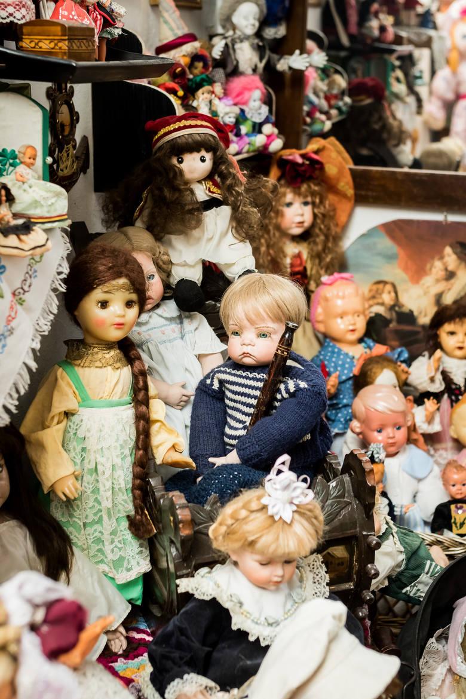 Nietypowa pasja - Anka z Bydgoszczy kolekcjonuje lalki
