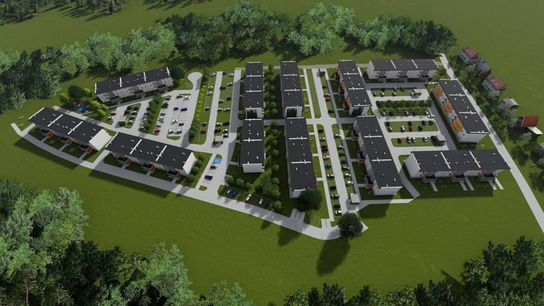 W Leśnicy powstanie 301 mieszkań na wynajem. To będzie jedna z największych inwestycji TBS Wrocław w ostatnich latach. Spółka właśnie ogłosiła przetarg,