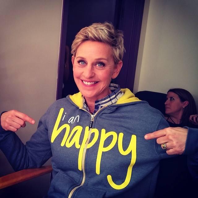 Tak Ellen DeGeneres przygotowywała się do prowadzenia oscarowej gali.