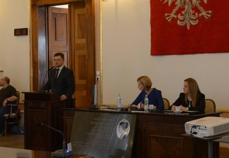 XIV nadzwyczajna sesja Rady Miejskiej w Radomiu