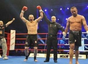 Kick-boxing. Sarajewo zdobyte, Michał Turyński mistrzem świata WAKO PRO!