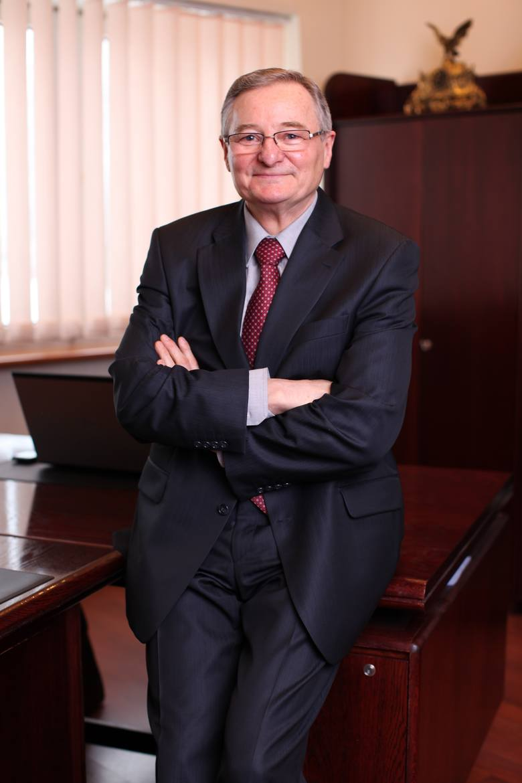Joachim Nowak, prezes Zakładów Mięsnych w Pabianicach