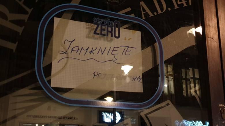 Epidemia zmusiła najemców wielu lokali w Łodzi do zawieszenia działalności gospodarczej.