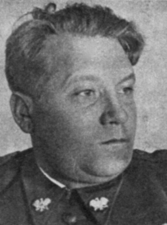 Generał Bolesław Kieniewicz, dowodził KBW do września 1946 r.