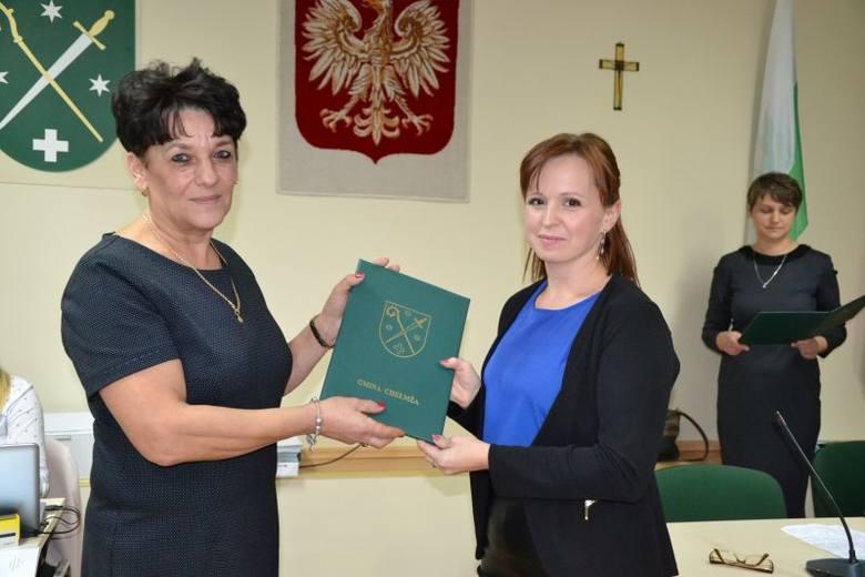 To radni gminy Chełmża
