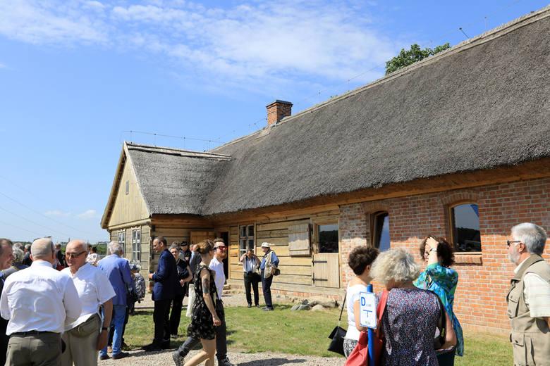 Olenderski Park Etnograficzny w Wielkiej Nieszawce przy ul. Mennonitów (powiat toruński) jest już gotowy. Jest to pierwsze w Polsce muzeum na wolnym