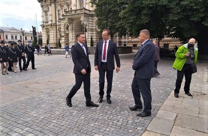 Zbigniew Ziobro odwiedził Nowy Sącz. Czemu pojawił się w stolicy regionu?