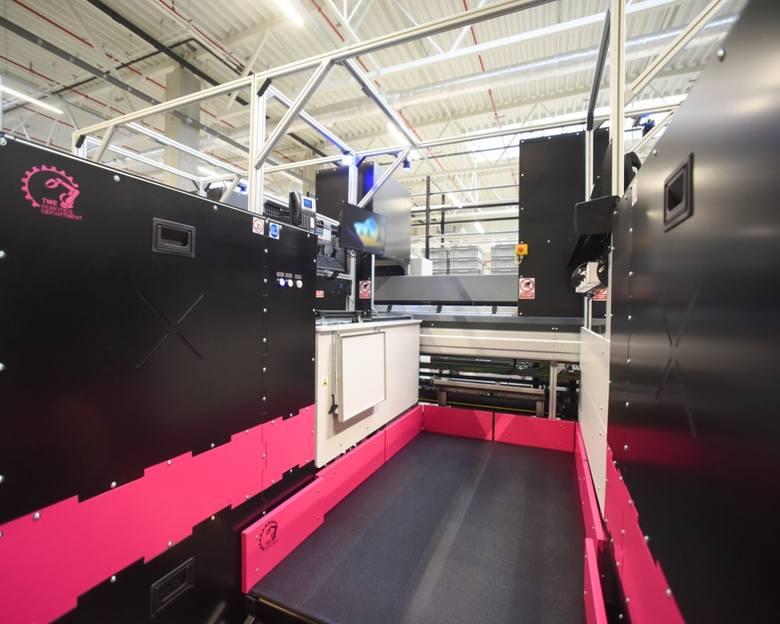 Centrum Logistyczne Rzgów będzie jednym z najnowocześniejszych magazynów na świecie, w którym ramię w ramię z ludźmi pracować będą roboty.Rozwoju TME