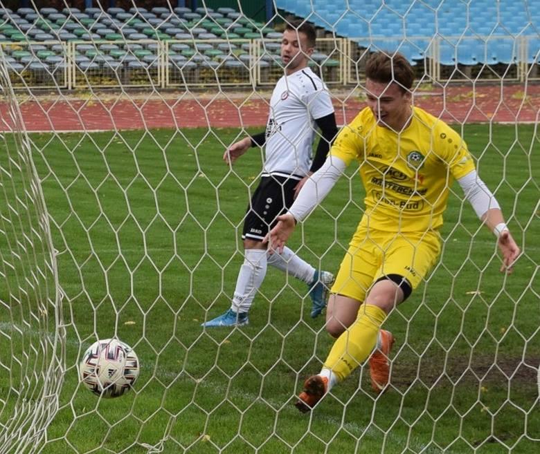 18 października 2020. IV liga: Lechia II Zielona Góra - ZAP Syrena Zbąszynek 1:3 (0:1)