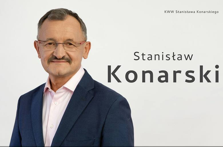 Kluczbork - Stanisław Konarski