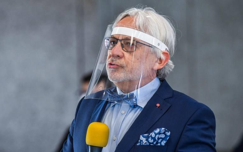 Wiceminister nauki Wojciech Maksymowicz rezygnuje ze stanowiska