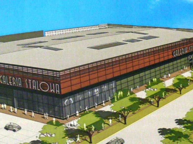 Co dalej z galerią – radni przeciwni sprzedaży gruntuWizualizacja przebudowy Delikatesów Frac.