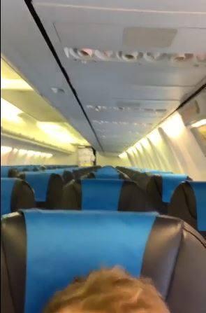 Orzeł Łódź. Samotna podróż samolotem Rohana Tungate'a
