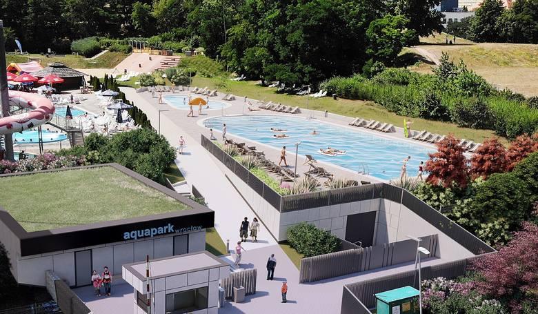 Aquapark będzie większy. Powstaną nowe baseny [ZOBACZ]