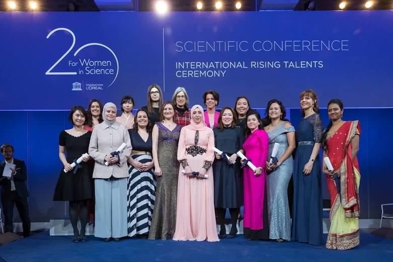 Dr Agnieszka Gajewicz jest jedną z 15 kobiet, które mogą zmienić świat. Badaczka z UG z nagrodą International Rising Talents