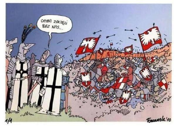 wojna polsko polska