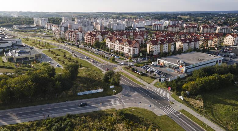 Nowy komisariat ma powstać przy ulicy Błogosławionej Karoliny, w pobliżu skrzyżowania z ulicą Wołyńską